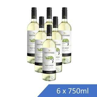 Zonin Ventiterre Pinot Grigio IGT - Case