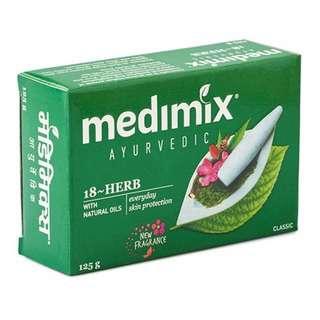 Medimix Bar Soap - Ayurveda 18 Herbs