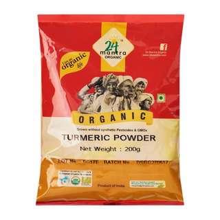 24 Mantra Organic - Turmeric Powder