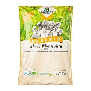 24 Mantra Organic - Whole Wheat Atta