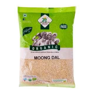 24 Mantra Organic - Moong Dal