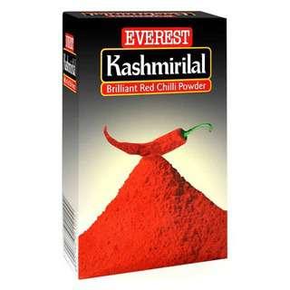 Everest - Kashmirilal Brilliant Red Chilli Powder