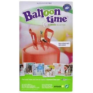 Balloon Time Disposable Helium Balloon Tank