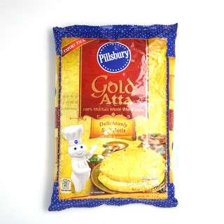 Pillsbury Gold Atta Deliciously Soft Rotis