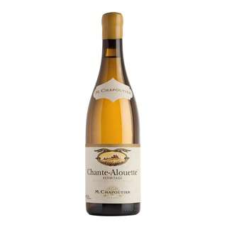 M. Chapoutier Hermitage Chante-Alouette-By Culina