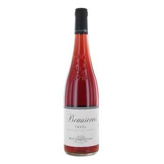 M. Chapoutier Tavel Beaurevoir Rose-By Culina