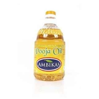Ambikas Pooja Oil