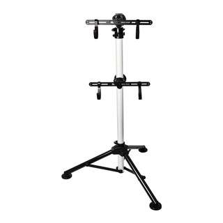 Bike Hand 2 Bicycles Display Stand (Foldable)