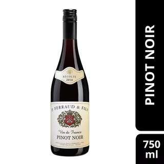 Pierre Ferraud & Fils Pinot Noir Vdp-By Culina