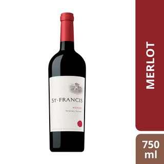 St Francis Merlot-By Culina