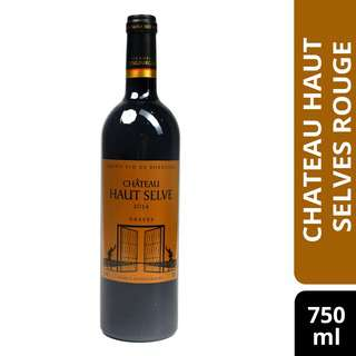Vignobles Lesgourgues Chateau Haut Selves Rouge Graves-By Culina