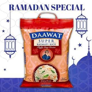 Daawat Super Basmati Rice - By Sonnamera