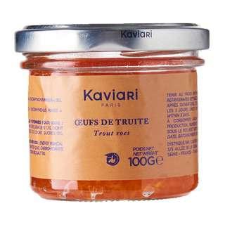 Kaviari Trout Roe-By Culina