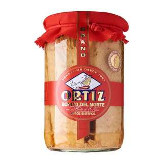 Ortiz Bonito Tuna In Olive Oil - Chilled-By Culina