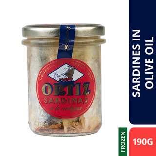 Ortiz Premium Sardines In Olive Oil -By Culina