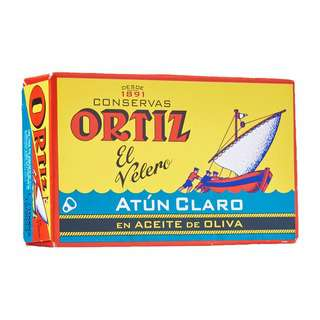Ortiz Yellowfin Tuna In Olive Oil - Chilled-By Culina