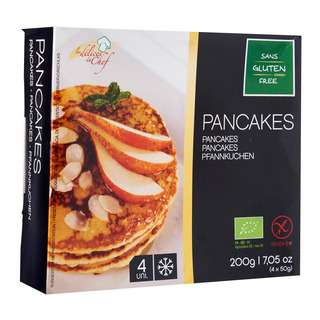Les Delices du Chef Organic Gluten Free Pancake-By Culina