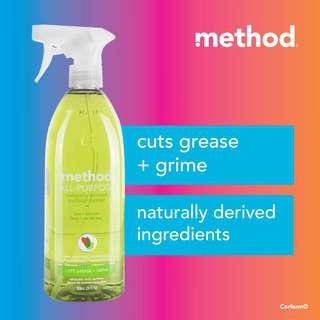Method All-Purpose Cleaner - Lime+Sea Salt