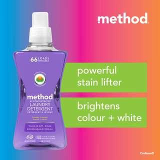 Method Laundry Detergent - Lavender Cypress
