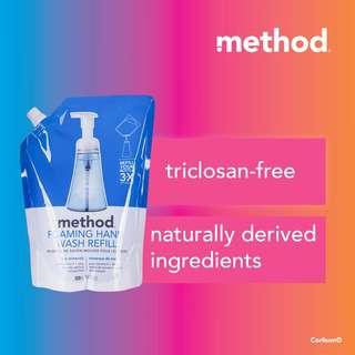 Method Gel Hand Wash Refill - Sea Minerals