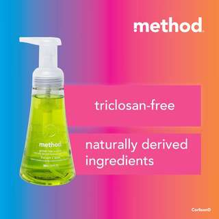 Method Foaming Hand Wash - Green Tea + Aloe