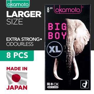 Okamoto Condoms - Big Boy