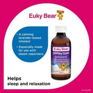 Euky Bear Sleepy Time Inhalant