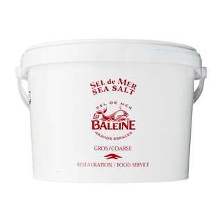 La Baleine Thick (Gros) Sea Salt-By Culina