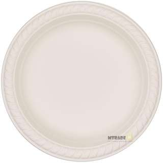 MTRADE Disposable 9 Inch Eco Biodegradable Plates