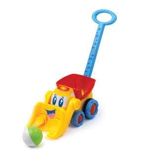 Hap-P-Kid Little Learner Pull Along Bulldozer