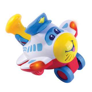 Hap-P-Kid Little Learner Motion Plane