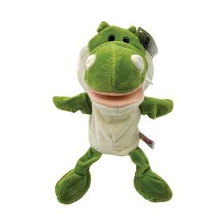 VIP Animal Puppet - Crocodile