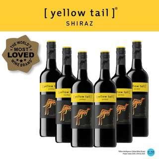 Yellow Tail Shiraz - Red Wine - Case