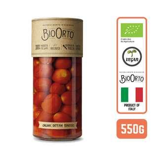 BIOORTO ORGANIC DATTERINI CHERRY TOMATOES ITALY 550G