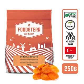 Foodsterr Fancy Dried Apricots