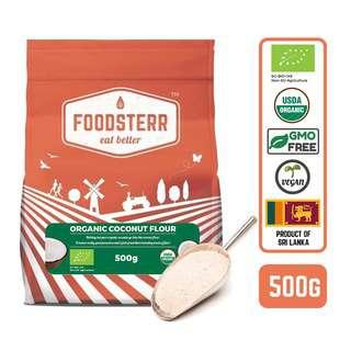 Foodsterr Organic Sri Lanka Coconut Flour