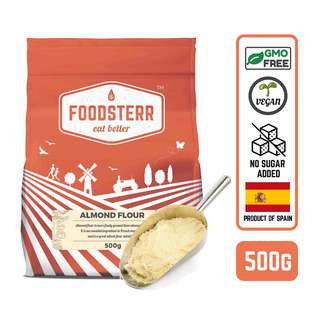 Foodsterr Spanish Almond Flour Extra Fine