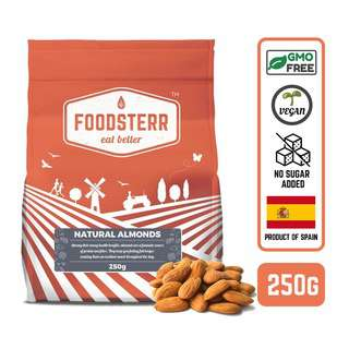 Foodsterr Spanish Natural Almonds