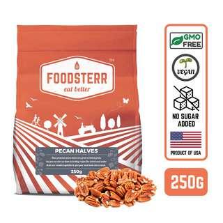 FOODSTERR AUSTRALIAN PECANS NUTS 250G