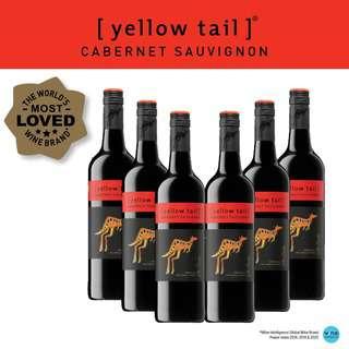 Yellow Tail Cabernet Sauvignon - Red Wine - Case