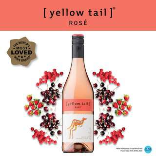Yellow Tail Rose - Rose Wine