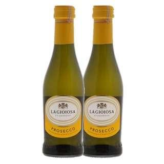 La gioiosa Prosecco Treviso Brut 2S - Sparkling Wine