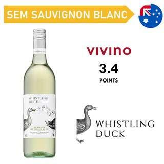Whistling Duck Semillon Sauvignon Blanc - White Wine