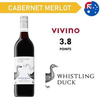 Whistling Duck Cabernet Merlot - Red Wine