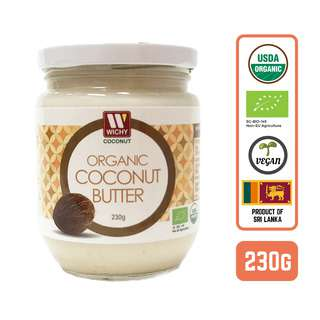 WICHY Organic Coconut Butter - by Foodsterr