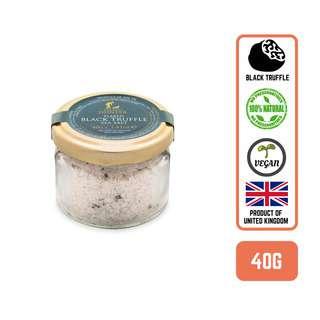 Truffle Hunter Flaked Black Truffle Sea Salt - by Foodsterr