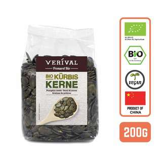 Verival Organic Chinese Pumpkin Seeds - by Foodsterr