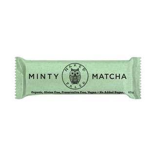 Naked Paleo Minty Matcha