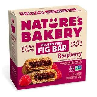 Nature's Bakery Gluten Free Raspberry Fig Bar
