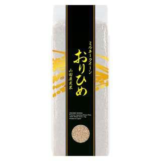 Yamadayakome Orihime Genmai Premium Japanese Brown Rice